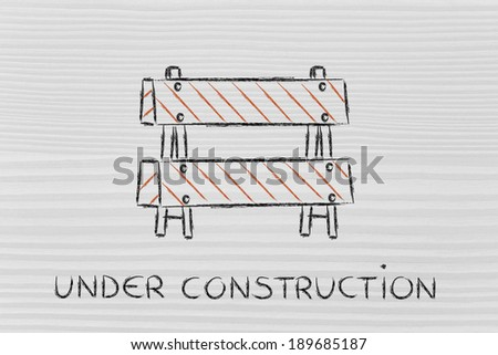 road sign with Under Construction writing