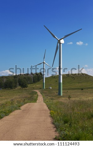 Road to the environmental energy