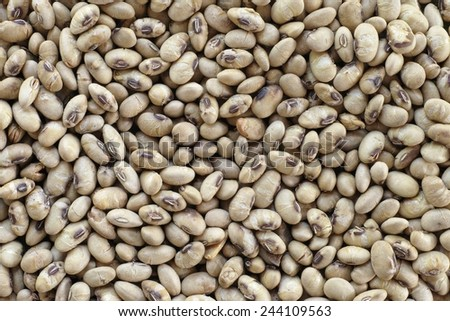 Roasted Soybean background