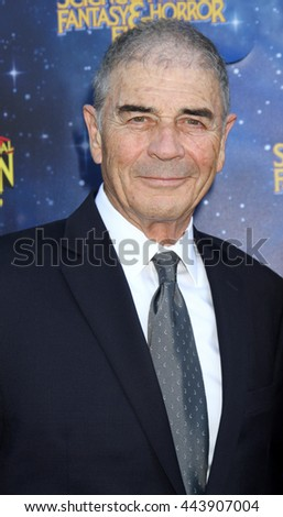 Robert Forrester arrives at the 42nd Annual Saturn Awards on Wednesday, June 22, 2016 at the Castaway Restaurant in Burbank, CA.