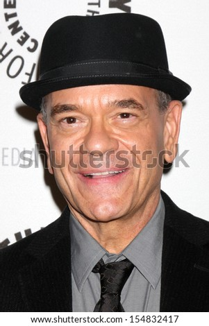 "Robert Picardo at the PaleyFest Fall Flashback - ""China Beach,"" Paley Center For Media, Beverly Hills, CA 09-13-13"