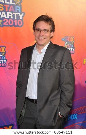 "Robert Sean Leonard - star of ""House"" - at Fox TV's All Star Party at Santa Monica Pier. August 2, 2010  Santa Monica, CA Picture: Paul Smith / Featureflash"