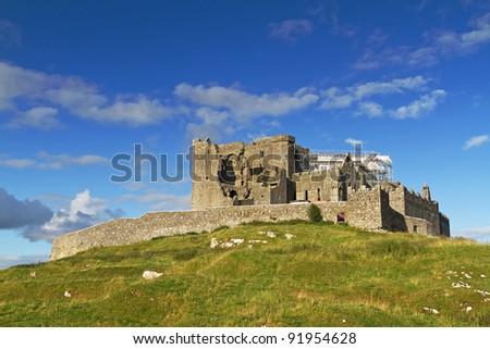 Rock of Cashel, Co. Tipperary, Ireland - stock photo