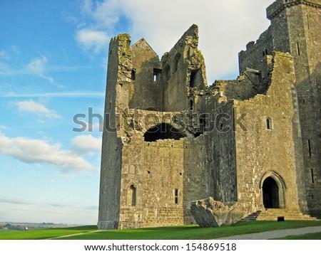 Rock of Cashel, County Tipperary, Ireland - stock photo