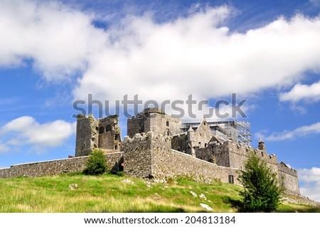 Rock of Cashel, Munster, Ireland - stock photo