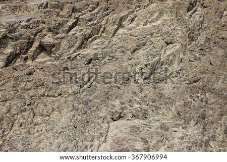 Rock texture background - stock photo