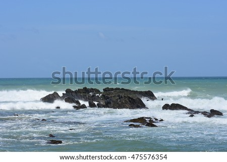 Rock waves