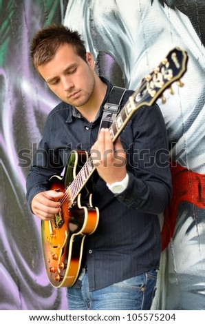 rocker - stock photo