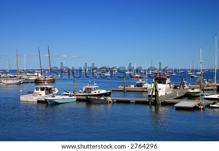 Rockland, Maine - stock photo