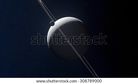 Rocky Icy Planets Planetary Cosmic Backgrounds