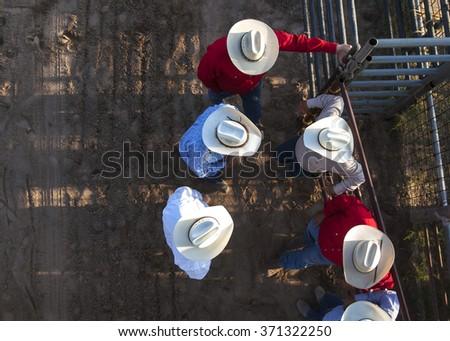Rodeo - stock photo