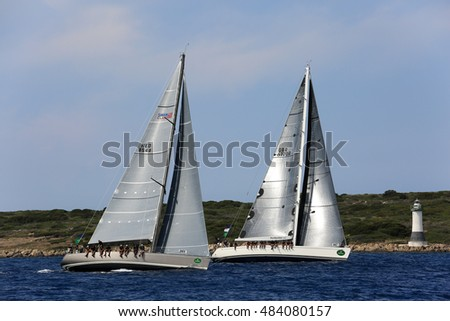 Rolex Swan Cup and Swan 45 World Championship, 13th September 2016, Porto Cervo, Sardinia Italy.