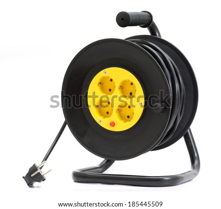 Roll Of Electric Extension Cable