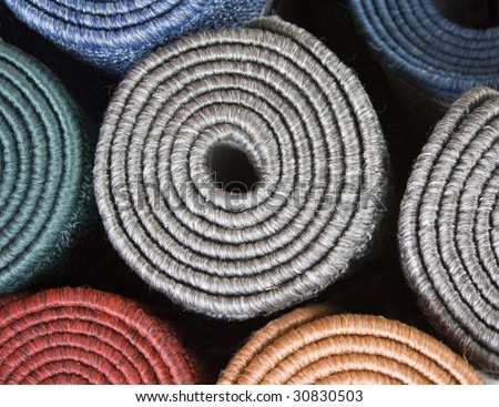 Rolled Carpet Stock Images Royalty Free Images Amp Vectors