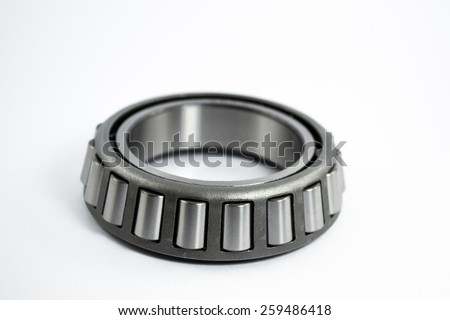 Roller Bearing on the side - stock photo