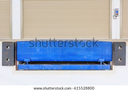 Dock Leveler Stock Images Royalty Free Images Amp Vectors