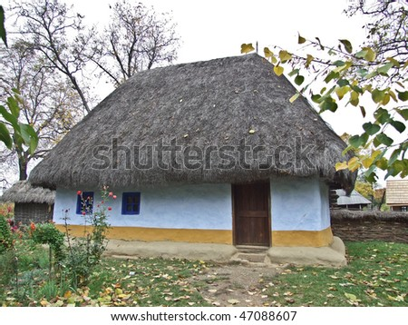 Medieval peasant stock photos images pictures shutterstock - Romanian peasant houses ...