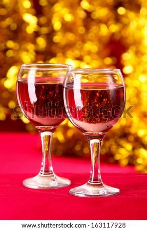 Romantic  Dinne - stock photo