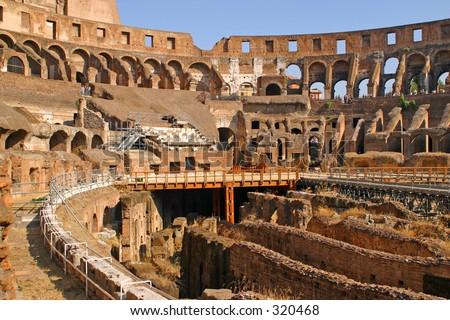 Rome - stock photo
