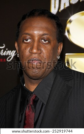 Ronald 'Slim' Williams at the The Grammy Awards: Cash Money - Pre-Grammy Party held at the Paramount Studios, California, United States on February 11, 2012. - stock photo