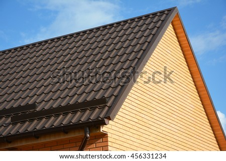 Roof Snow Guards: Building Materials U0026 Supplies. Metal Roof Snow Guards  Prevent The Avalanche