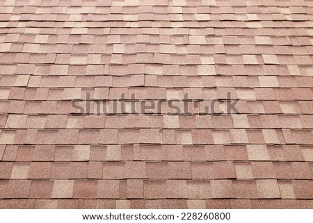 roof tile texture background  - stock photo