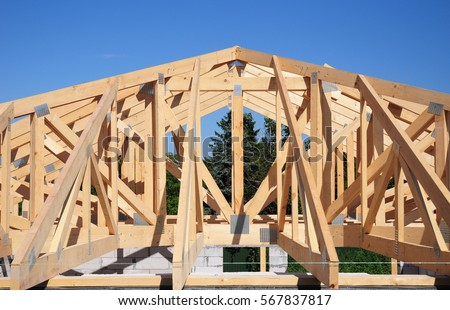 roof trusses roofing house roof roof truss trusses and framing