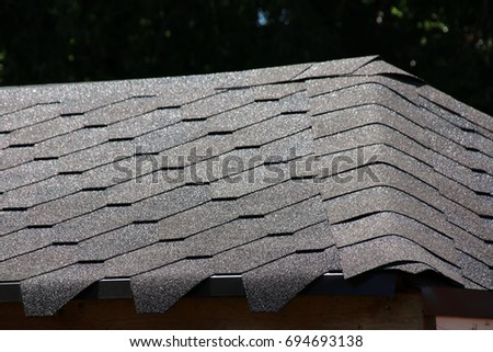 Large milling machine removing old pavement stock photo for Modern roof shingles