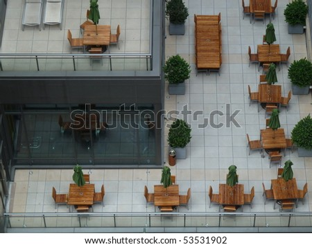 rooftop terrace in nyc manhattan