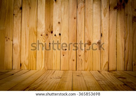 Room. The brown wood texture with natural patterns background. vintage texture