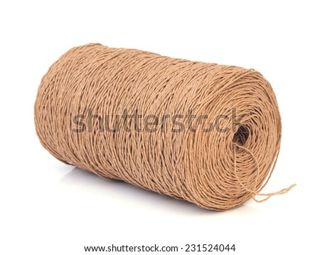 Rope        - stock photo