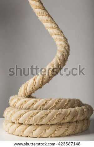 rope,cable, wide,  background, isolated, texture