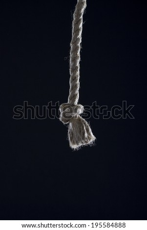 Rope knot