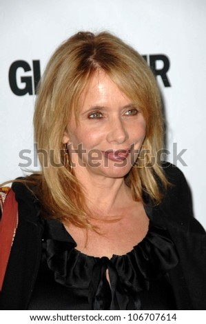 Rosanna Arquette  at the 2008 Glamour Reel Moments Gala. Directors Guild of America, Los Angeles, CA. 10-14-08