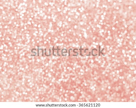 Rose gold bright blur pink champagne stock photo 410797918 - Rose gold sparkle background ...