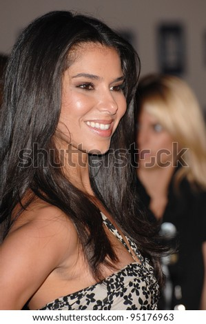 Roselyn Sanchez at the 2007 GM Ten Fashion Show Gala at Paramount Studios, Hollywood. February 21, 2007  Los Angeles, CA Picture: Paul Smith / Featureflash
