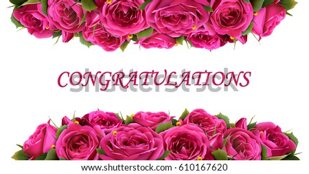 congratulations border