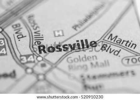 Rossville. Maryland. USA