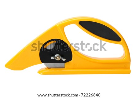 Rotary Cutter - stock photo