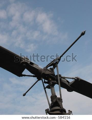 Rotor - stock photo