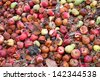 Rotten Apples - stock photo