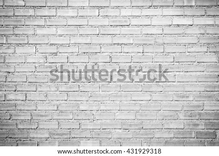 rough brick wall texture background - stock photo