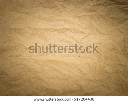 Rough brown paper background