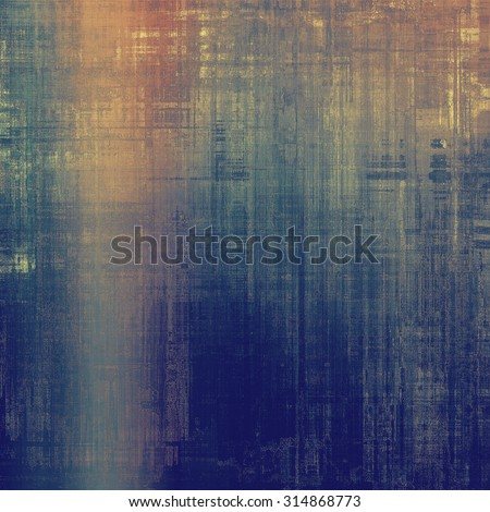 Rough grunge texture. With different color patterns: brown; purple (violet); blue; gray