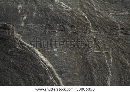 Rough stone texture 1 - stock photo