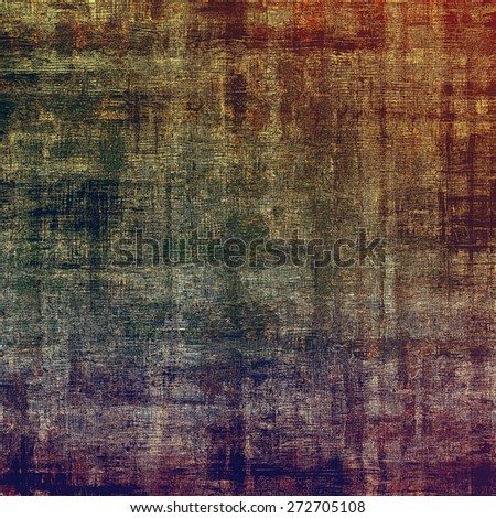 Rough vintage texture. With different color patterns: brown; green; black; purple (violet)