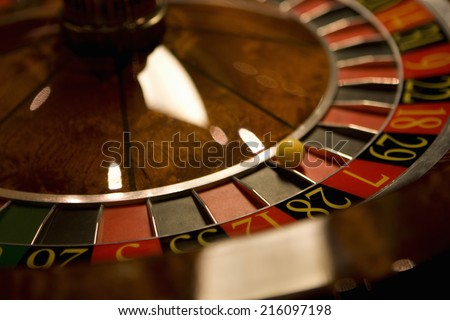 Roulette - stock photo