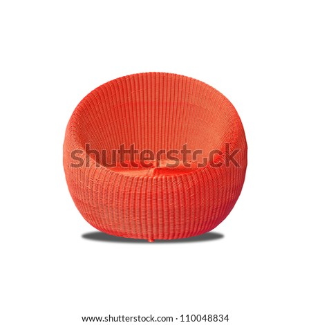 Modern Furniture Red wicker furniture stock images, royalty-free images & vectors