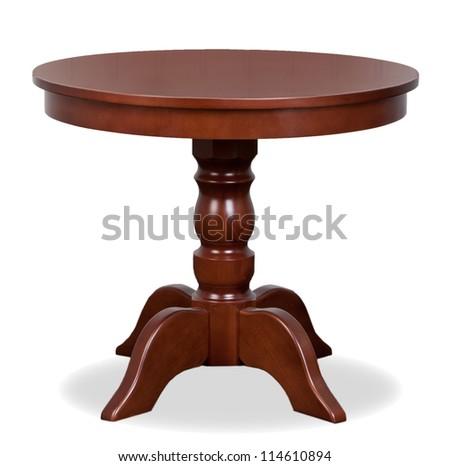round table - stock photo