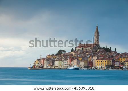 Rovinj, Croatia - stock photo
